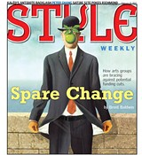 The latest issue of Style Weekly
